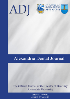 Alexandria Dental Journal